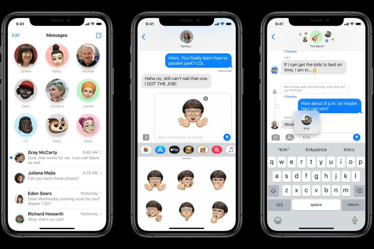 Apple adds new features to Messages app