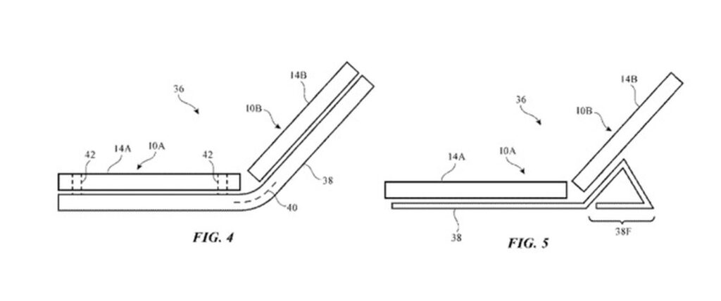 The idea of a foldable iPhone