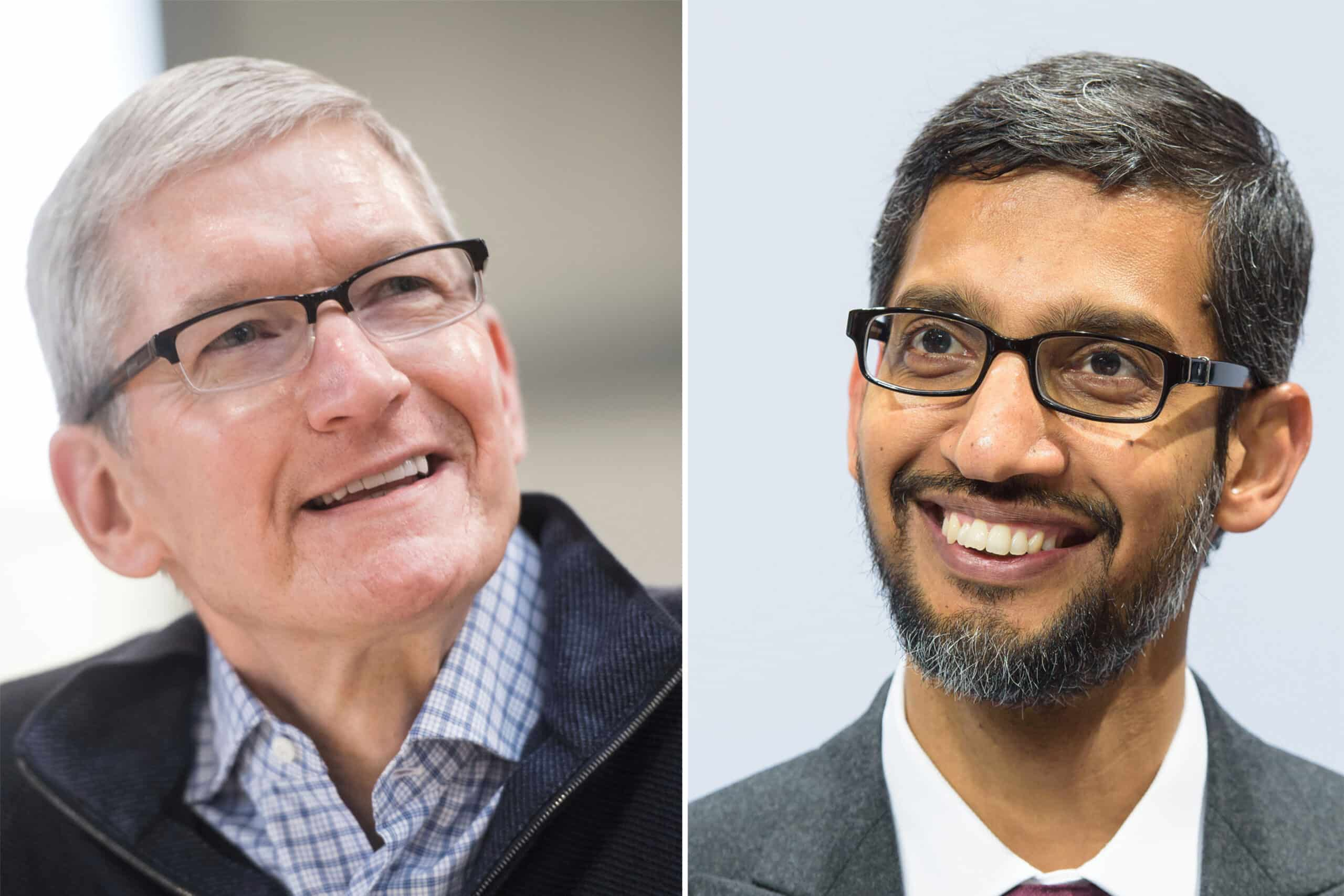 Google CEO Sundar Pichai open to working with Apple on future projects