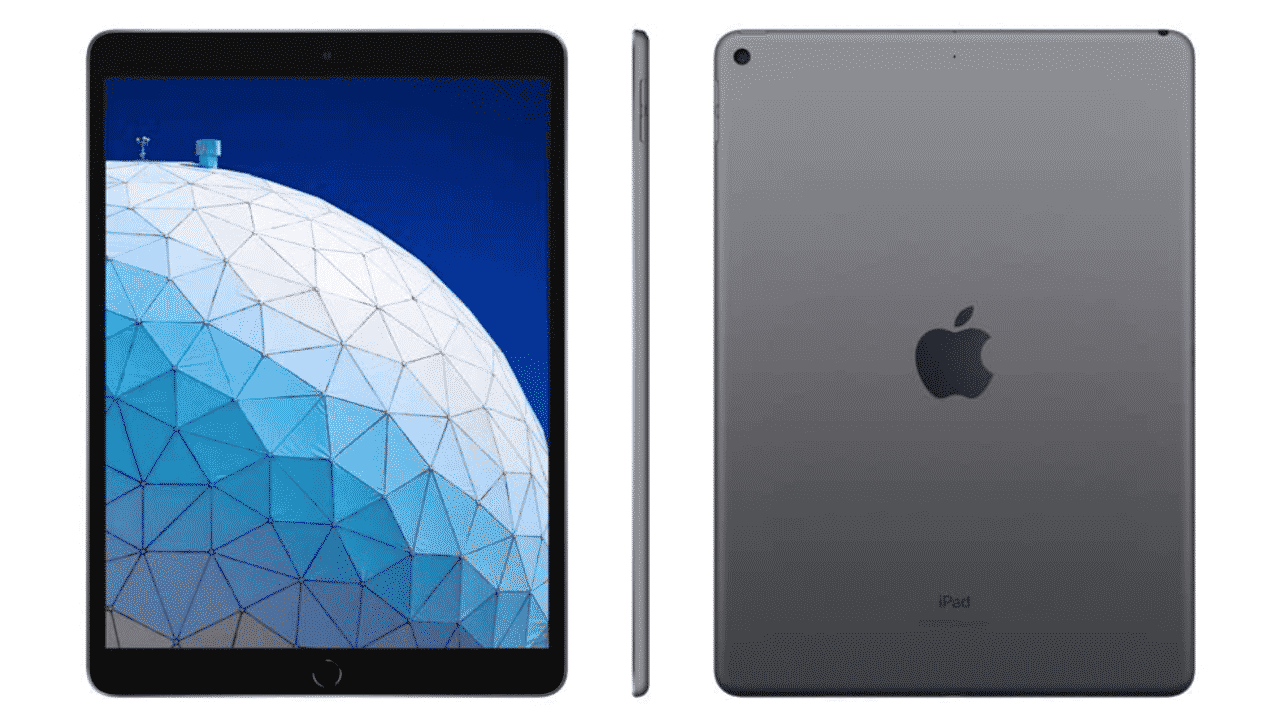 This is the new iPad Air.