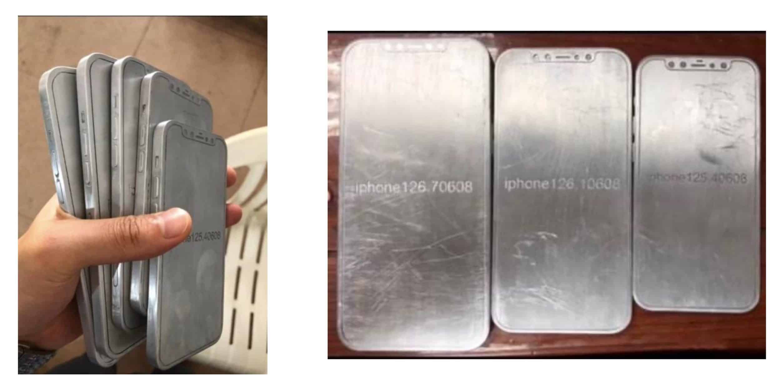 iPhone 12 molds
