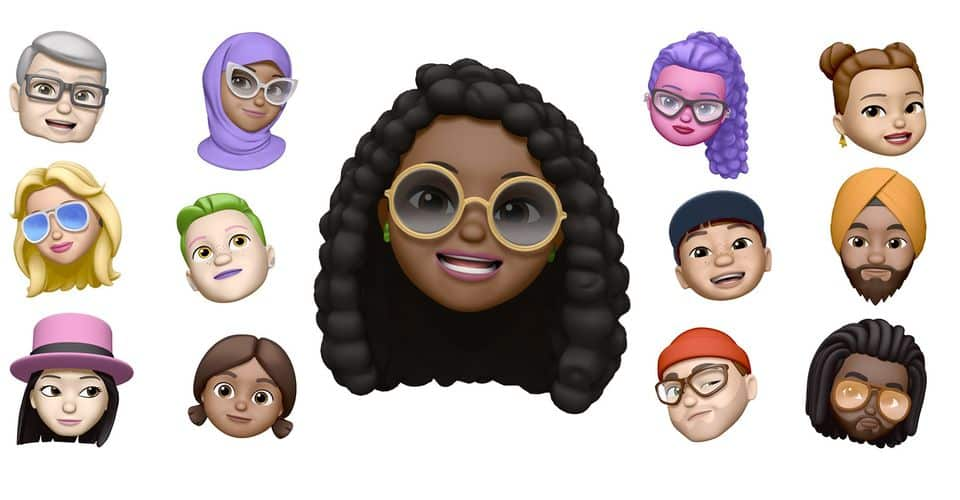 Apple adds masks, headwear, hairstyles to Memoji