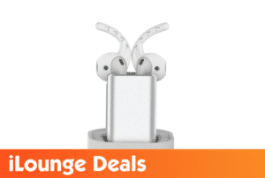 AirPod Charger + Earhoox Bundle