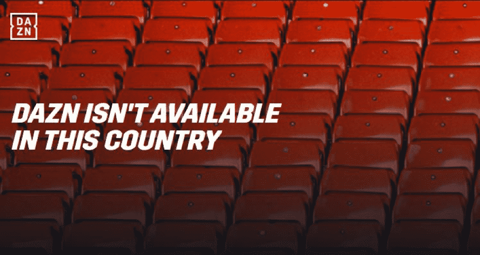 What Countries Is DAZN Available in?