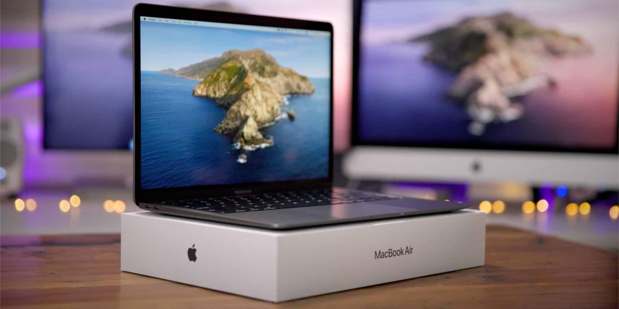 Mac Shipments