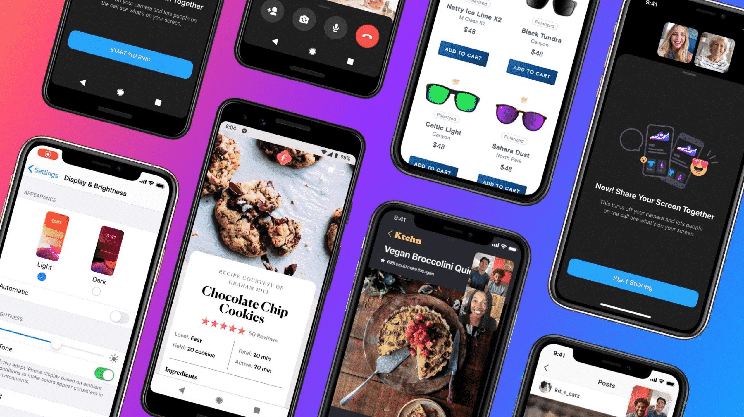 Messenger on iOS