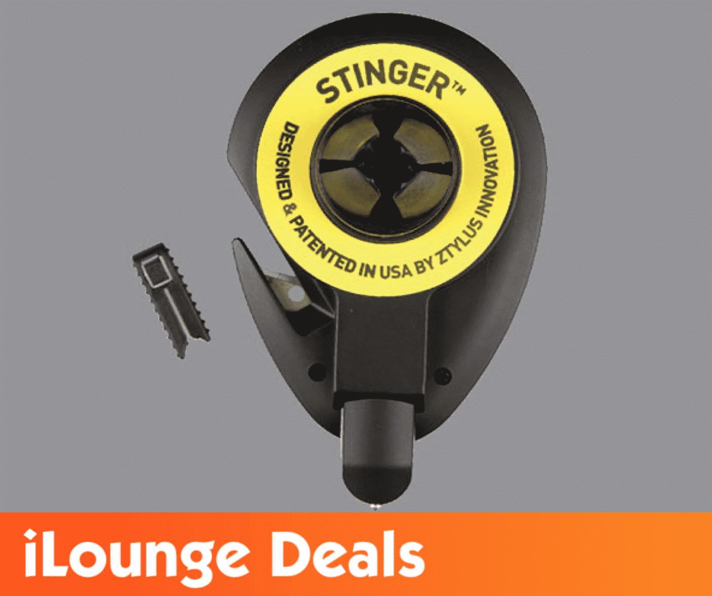 Stinger™ Car Vent Mount Phone Holder & Emergency Tool