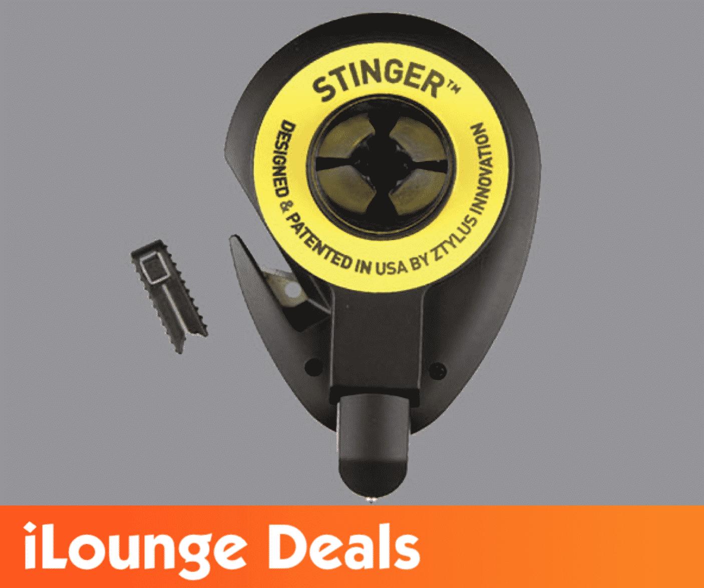 Stinger™ Car Vent Mount Phone Holder & Emergency Tool