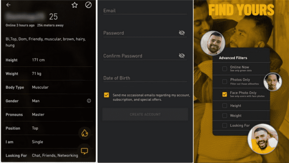 grindr disable location