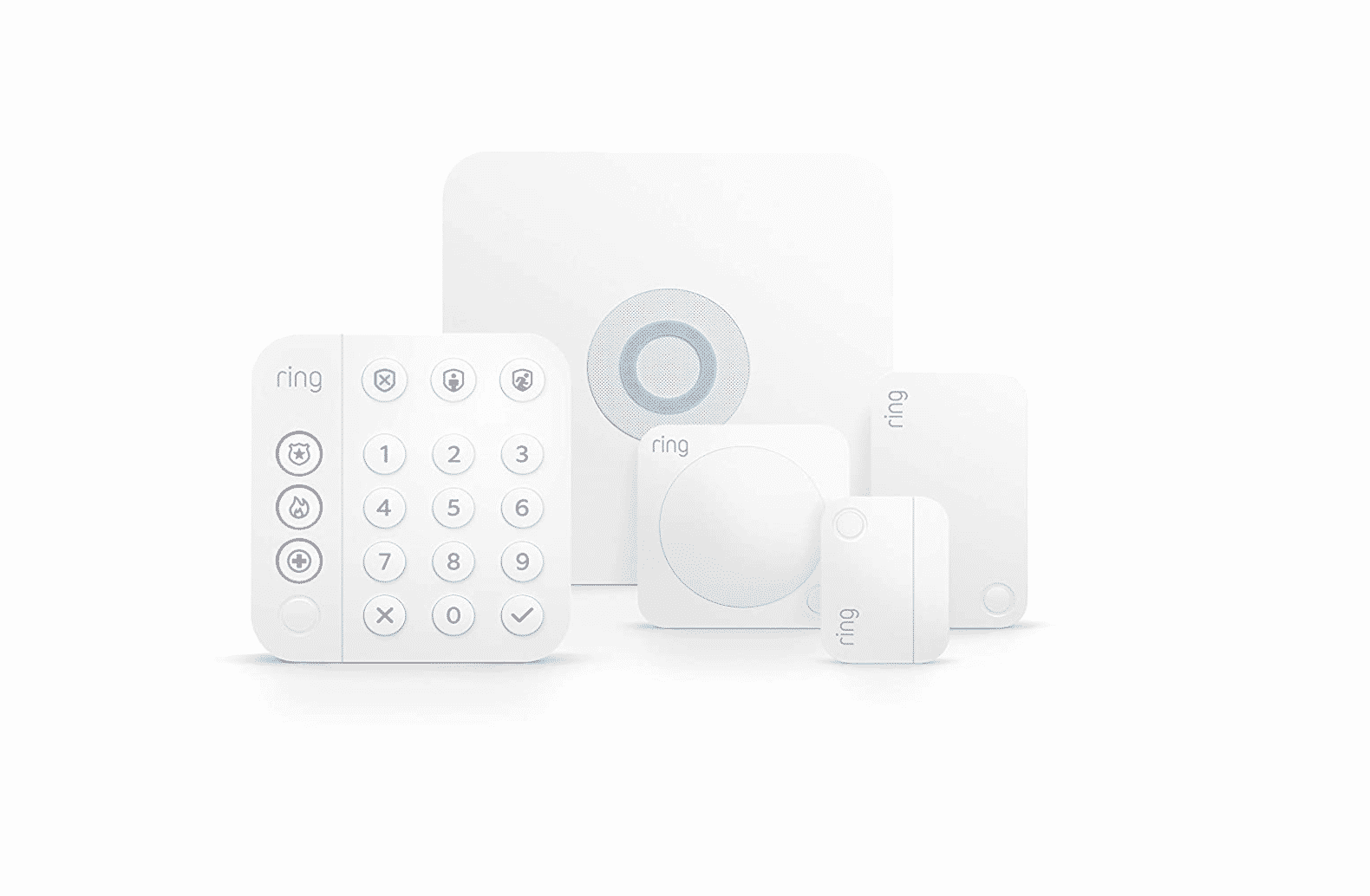 All-new Ring Alarm 5-piece kit