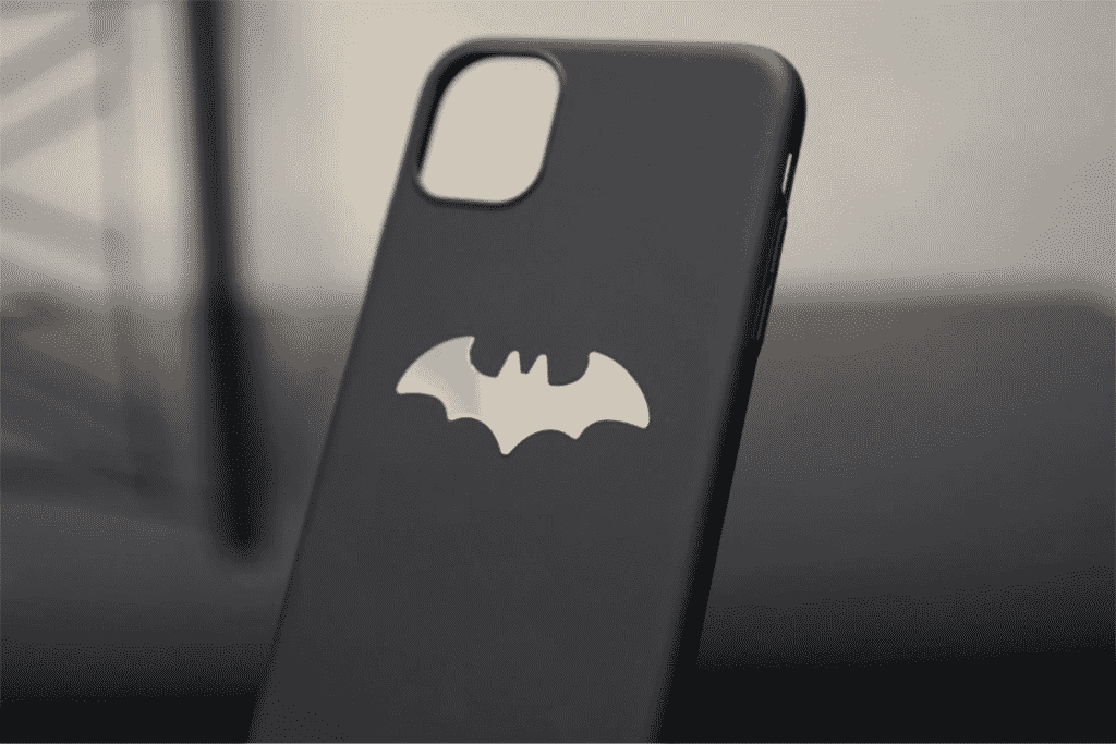 Batman Matte Case​ for iPhone 12 and iPhone 12 Pro Max