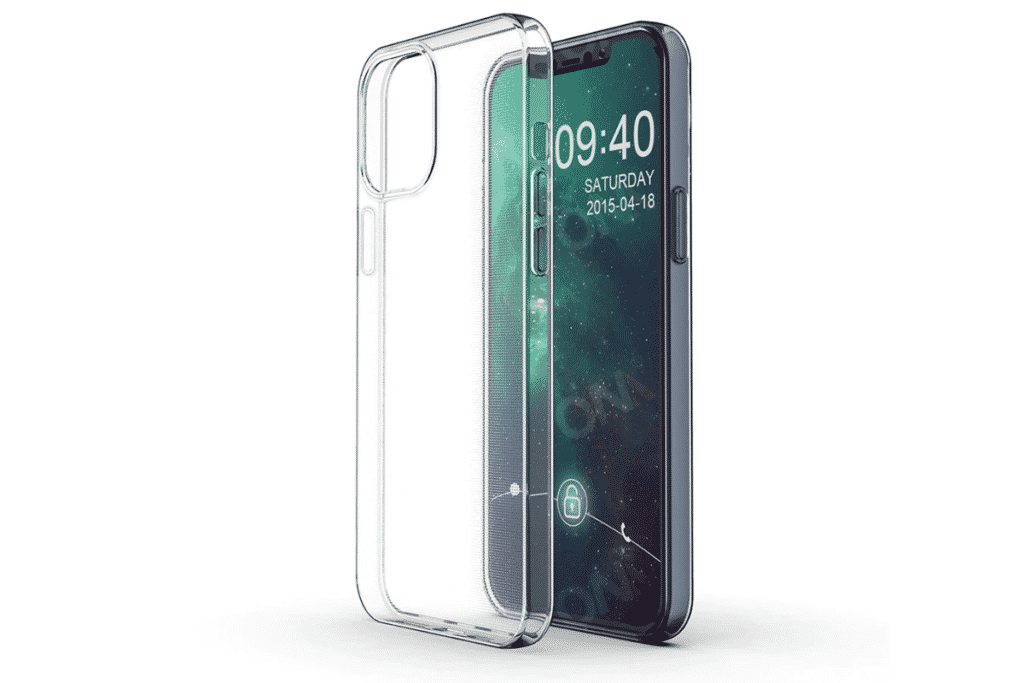 Clear Case for the iPhone 12