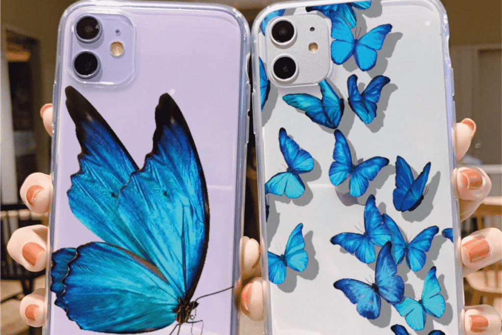 Butterfly Case​ for iPhone 12