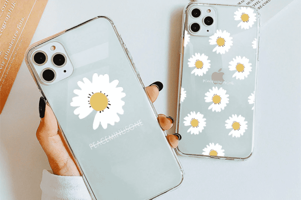 Cute Flower Case for iPhone 12