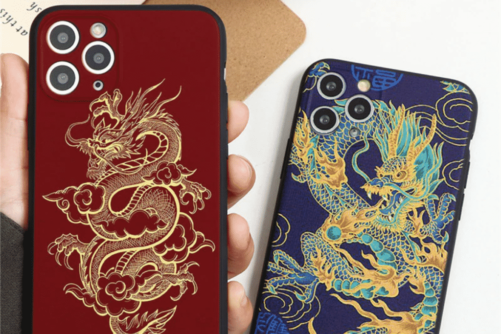 Dragon Style Case for iPhone 12