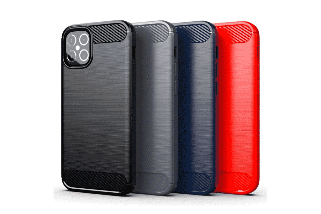 Luxury Matte Case for iPhone 12 and iPhone 12 Pro Max
