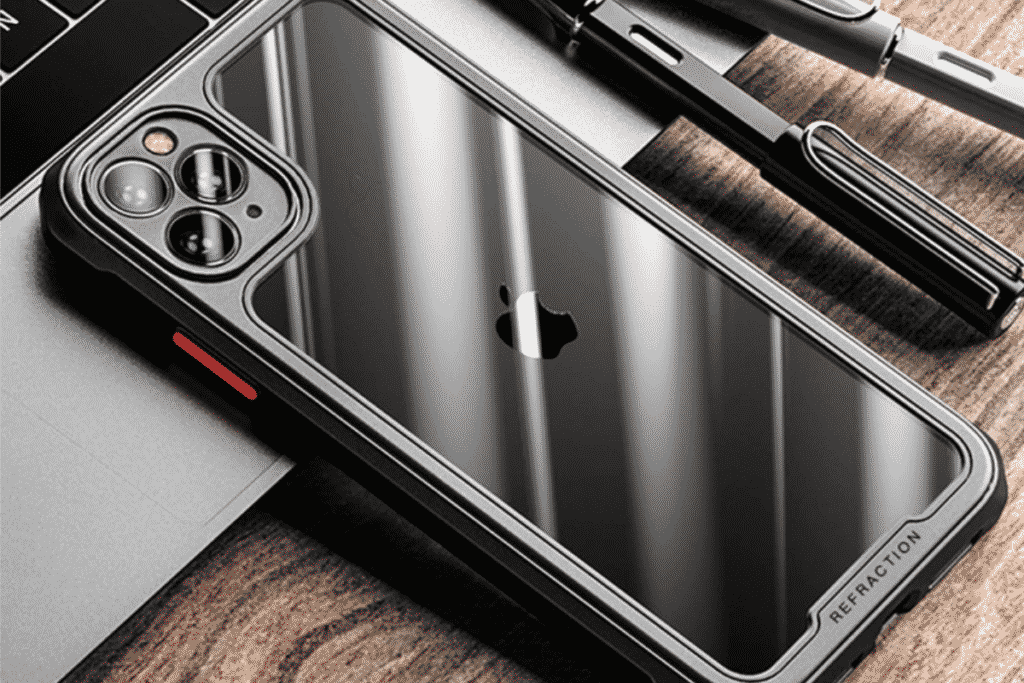 Luxury Transparent Case for iPhone 12