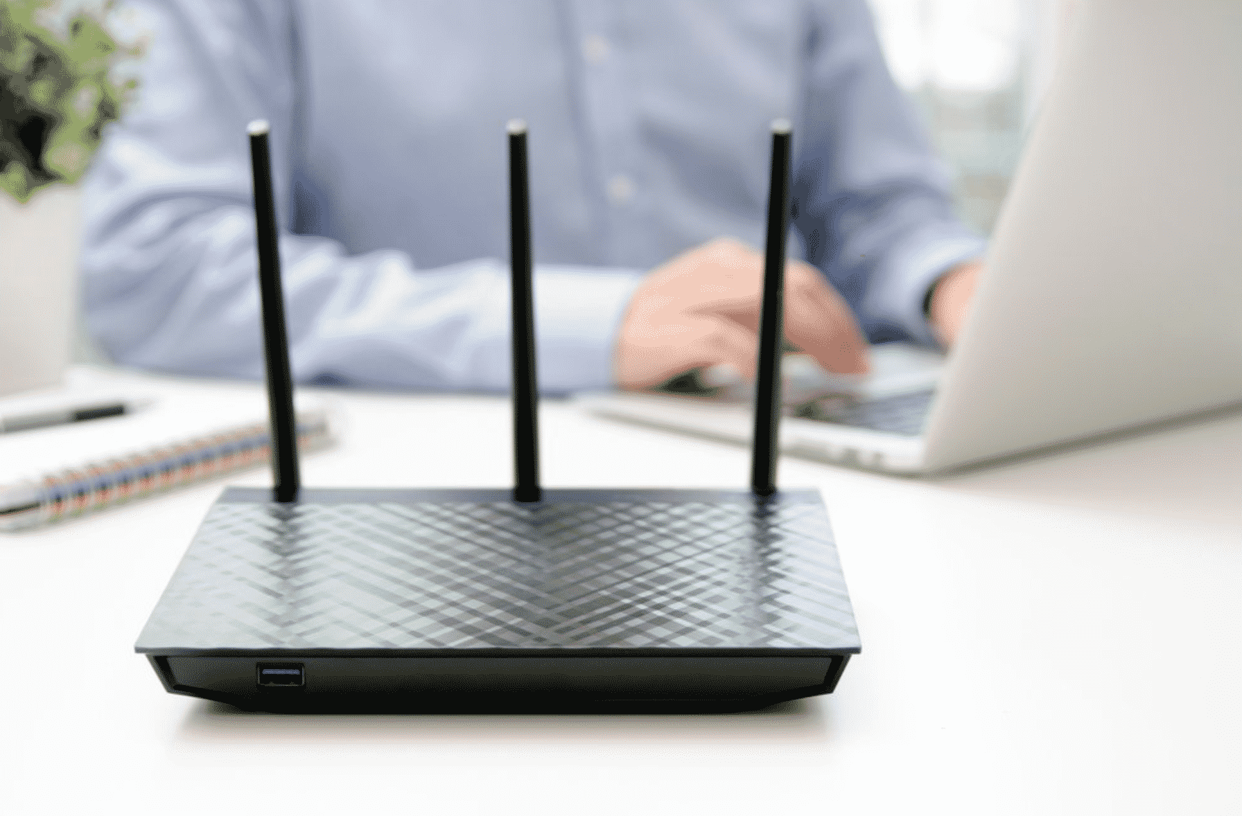 So You're Thinking About Getting a Router?