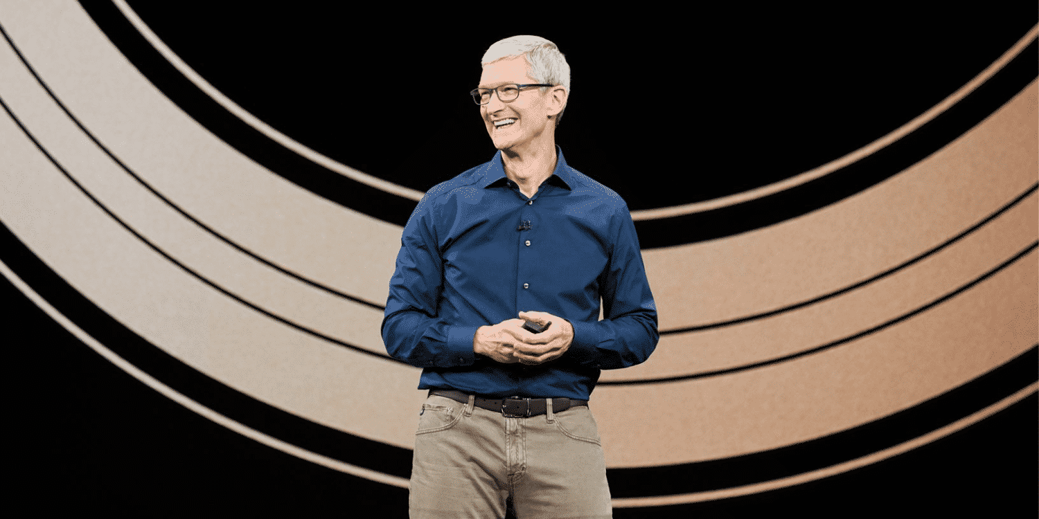 Tim Cook's
