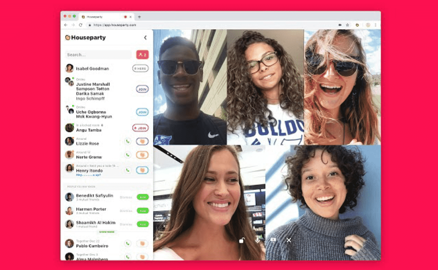 Why Houseparty has Become a Leading Video Chat App in 2020