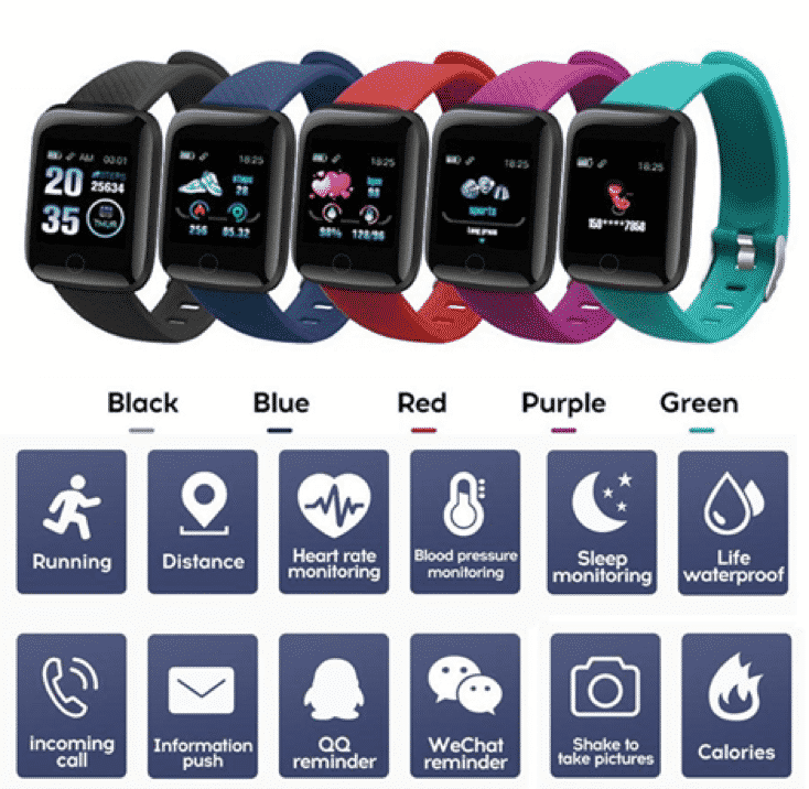 Mobile phones are difficult to carry, smart watches meet your needs in all directions