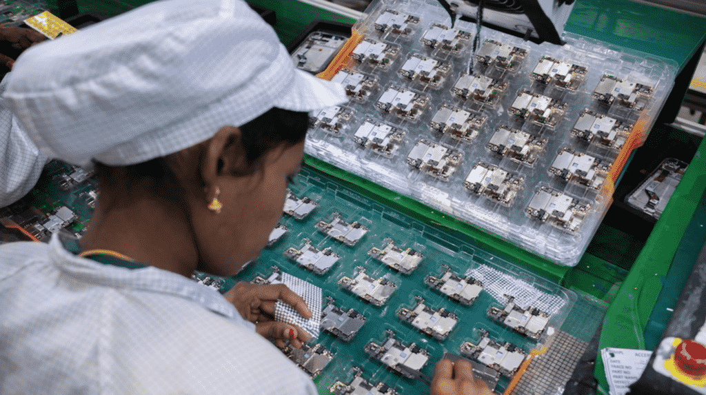 iPhone Factory in India
