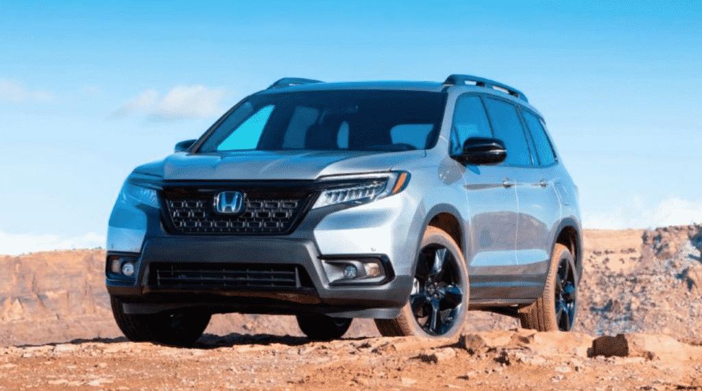 Honda integrates CarPlay on Passport SUV lineup