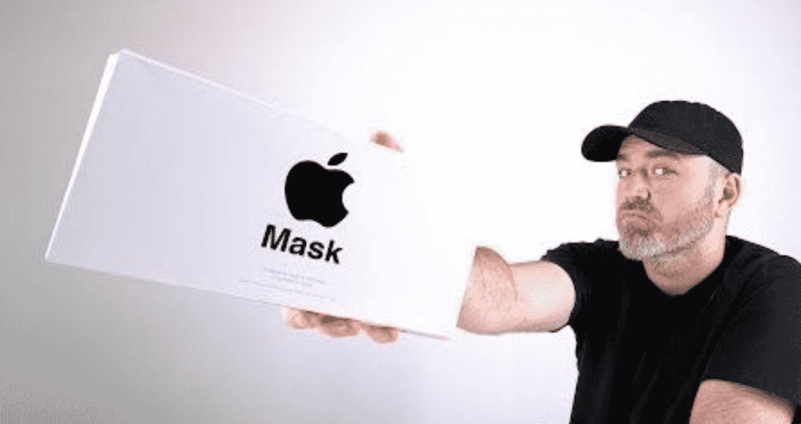 Apple Face Mask