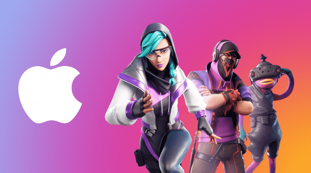 Apple's App Store has a profit margin of 78%, says Epic Games