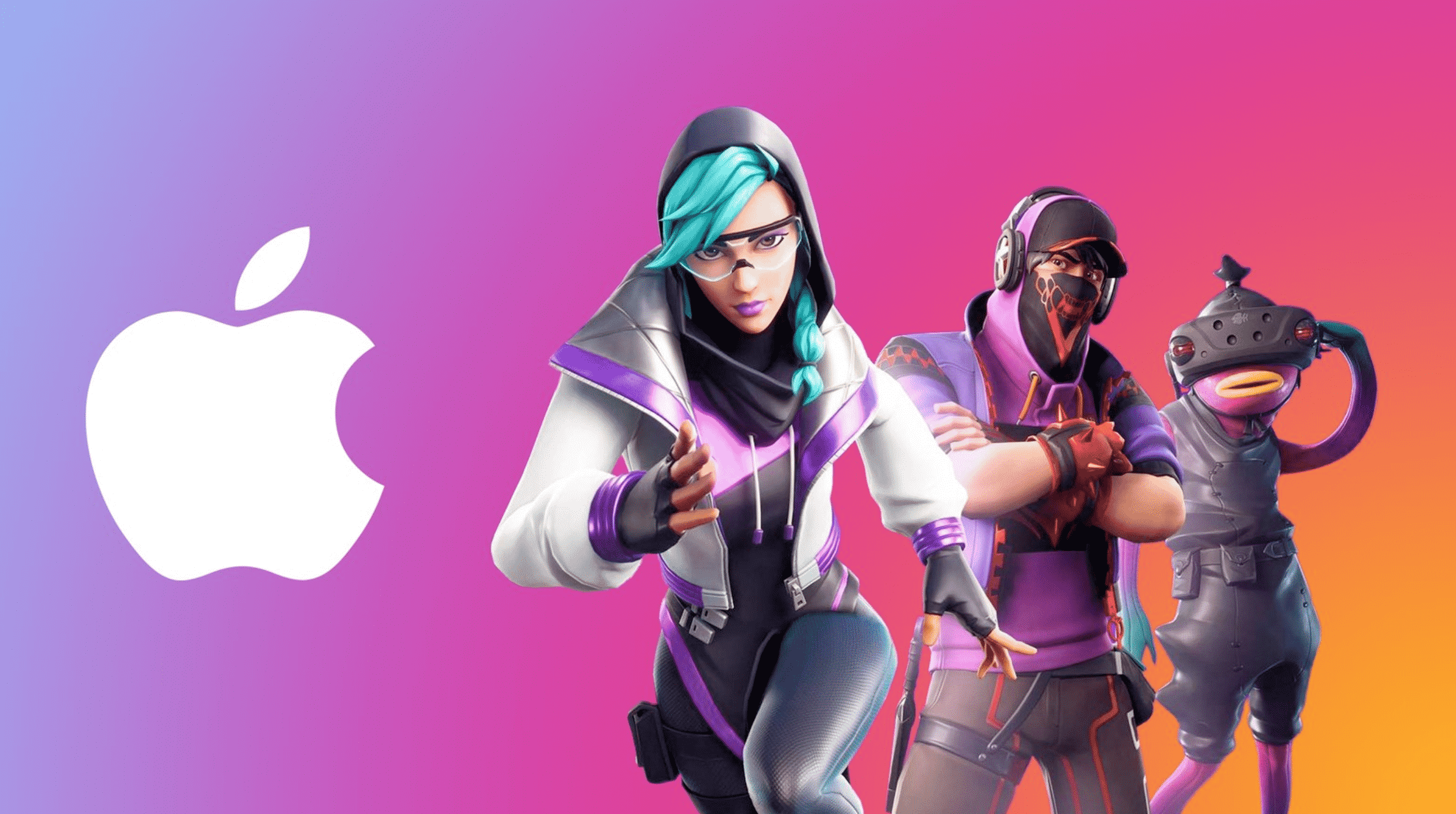 Epic Games files for Fortnite and developer account reinstatement