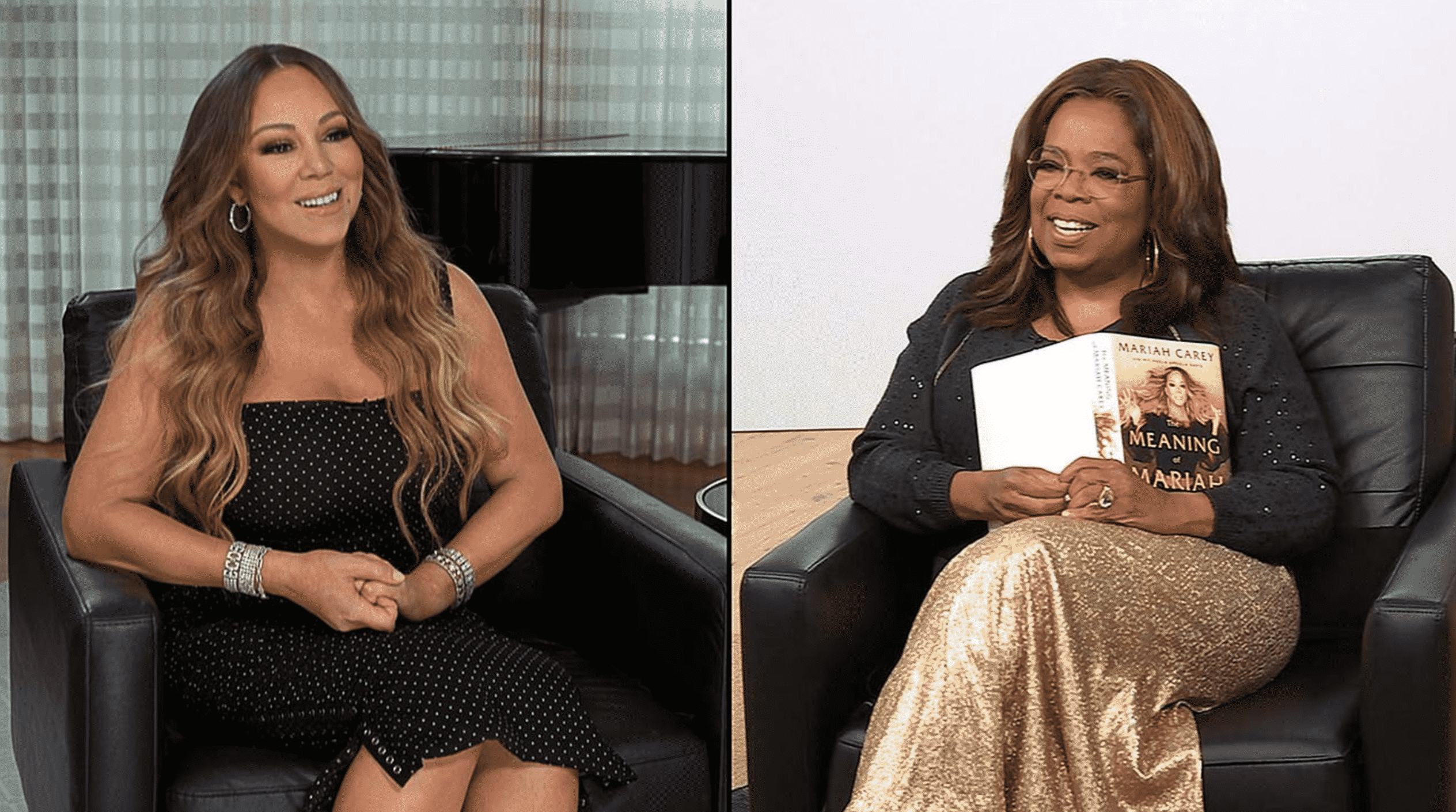 Mariah Carey Interview