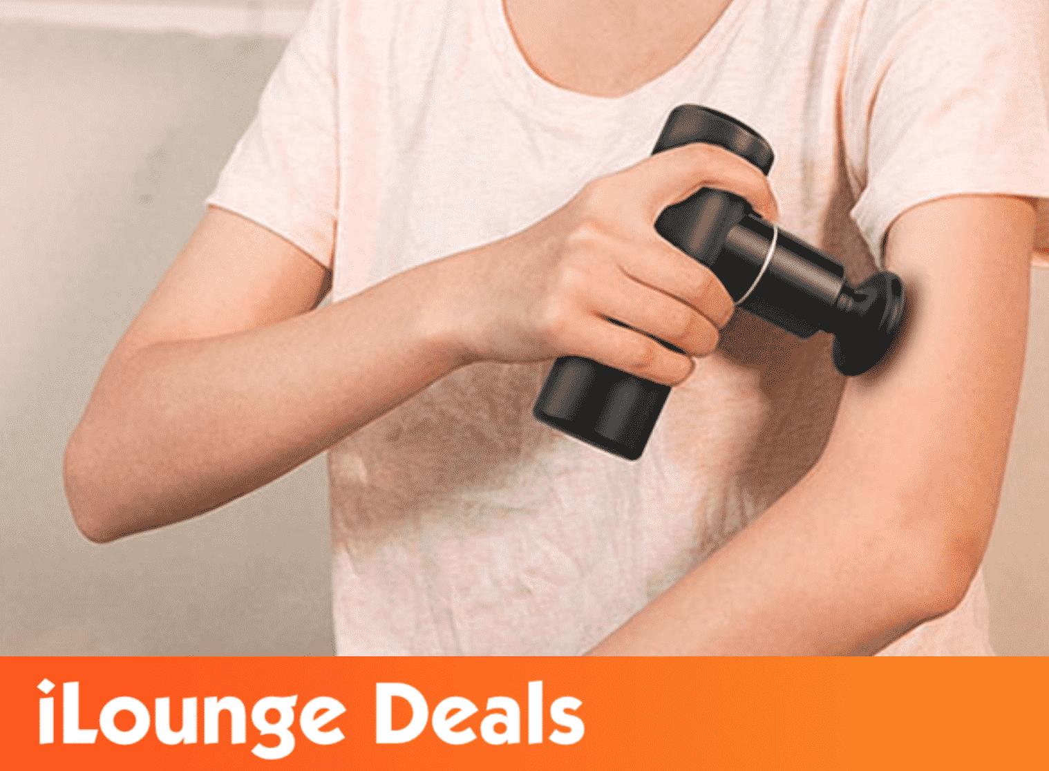 Mini Portable Fascia Massage Gun