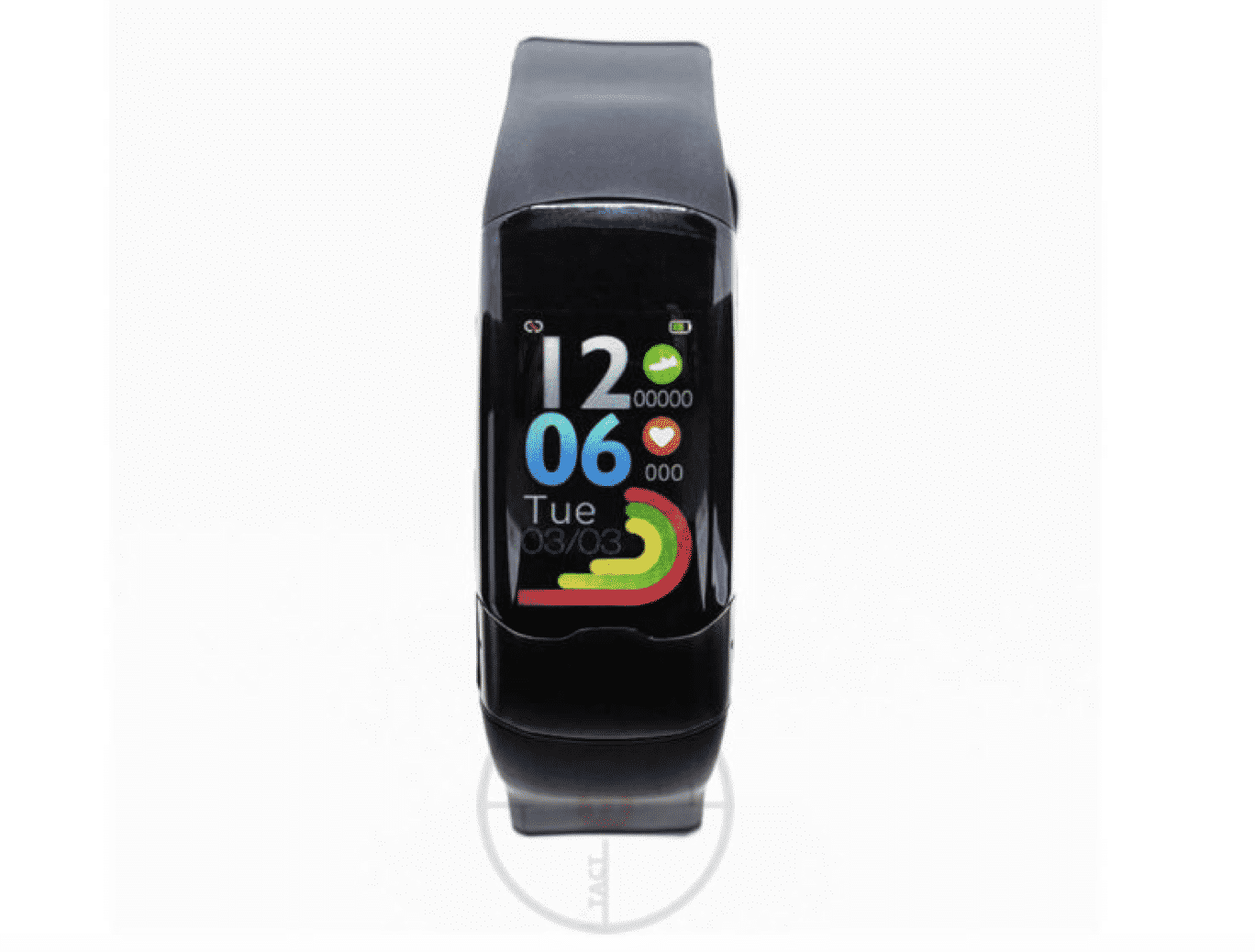 New Smart Fit Band by Makers of T1 Tact Watch is Apple iPhone and iOS Compatible