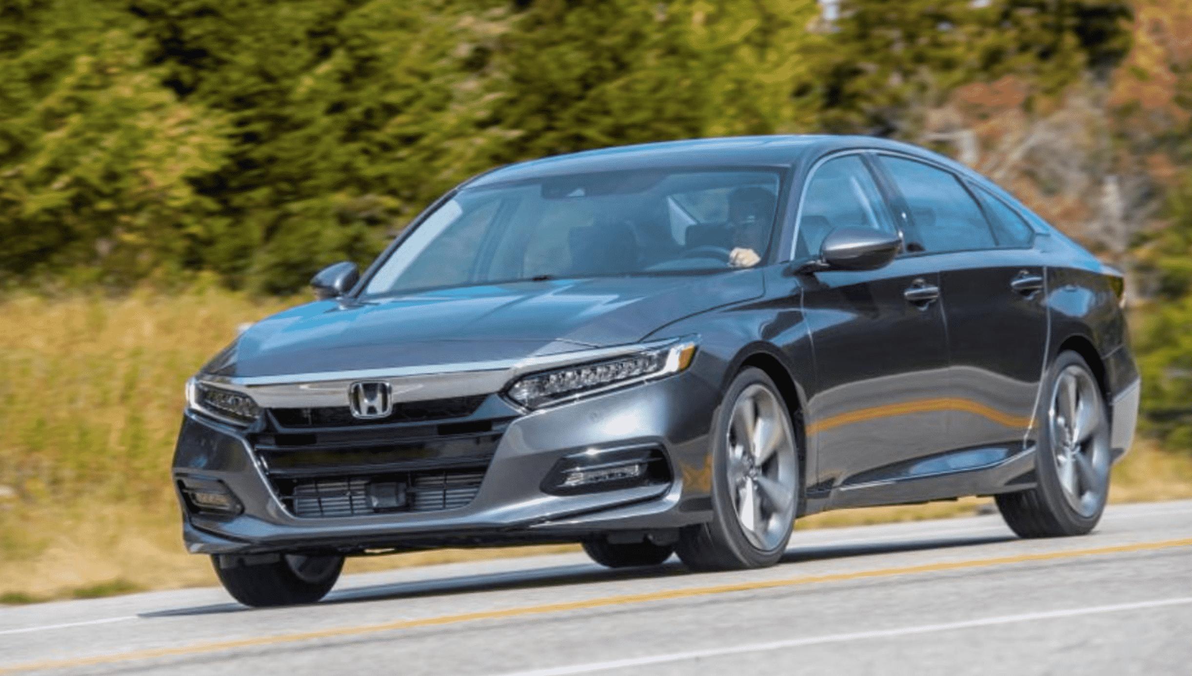 2021 Honda Accords