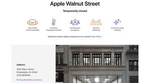 Apple Walnut Street