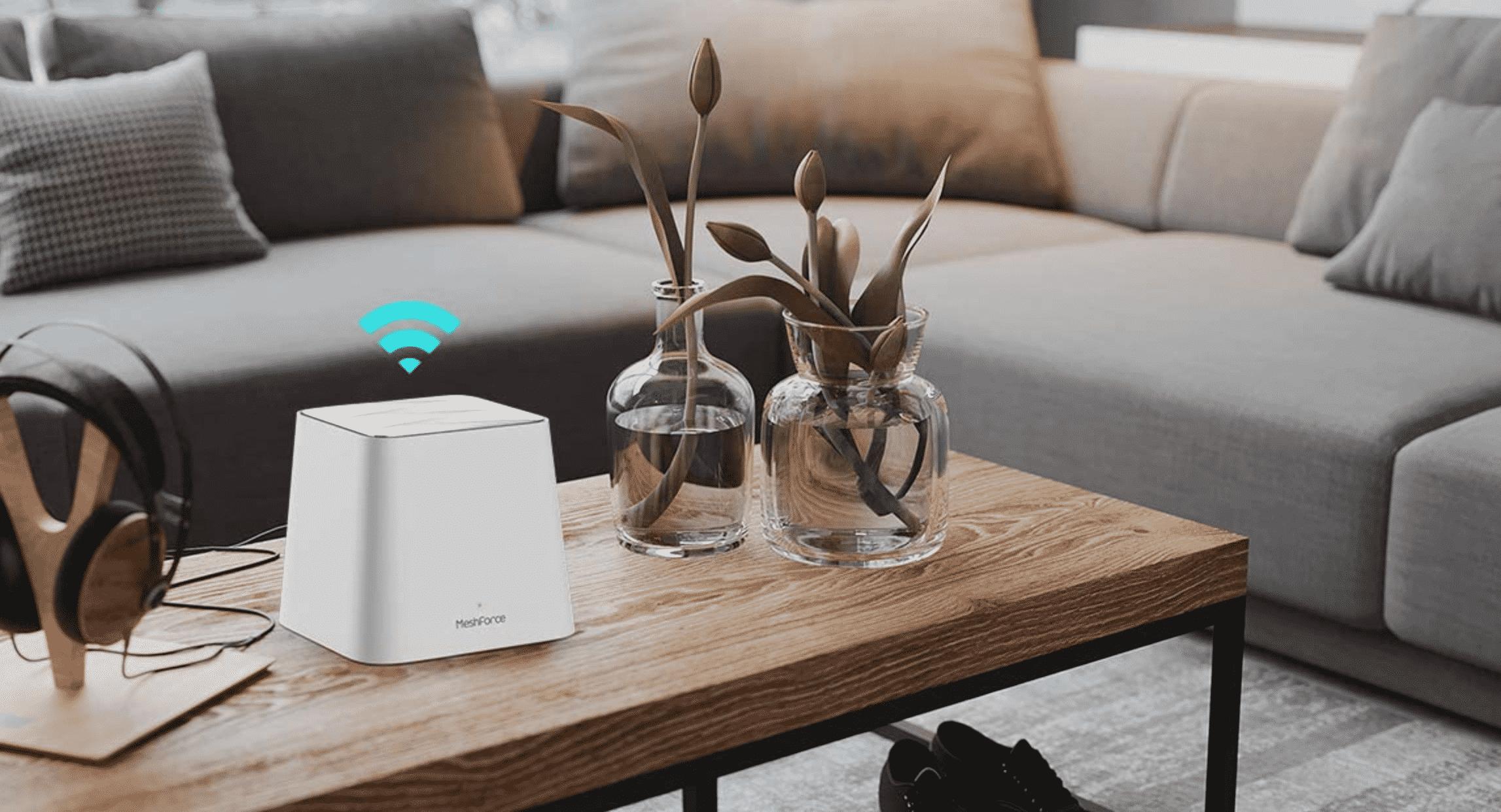 Meshforce Whole Home Mesh WiFi System M3s Suite