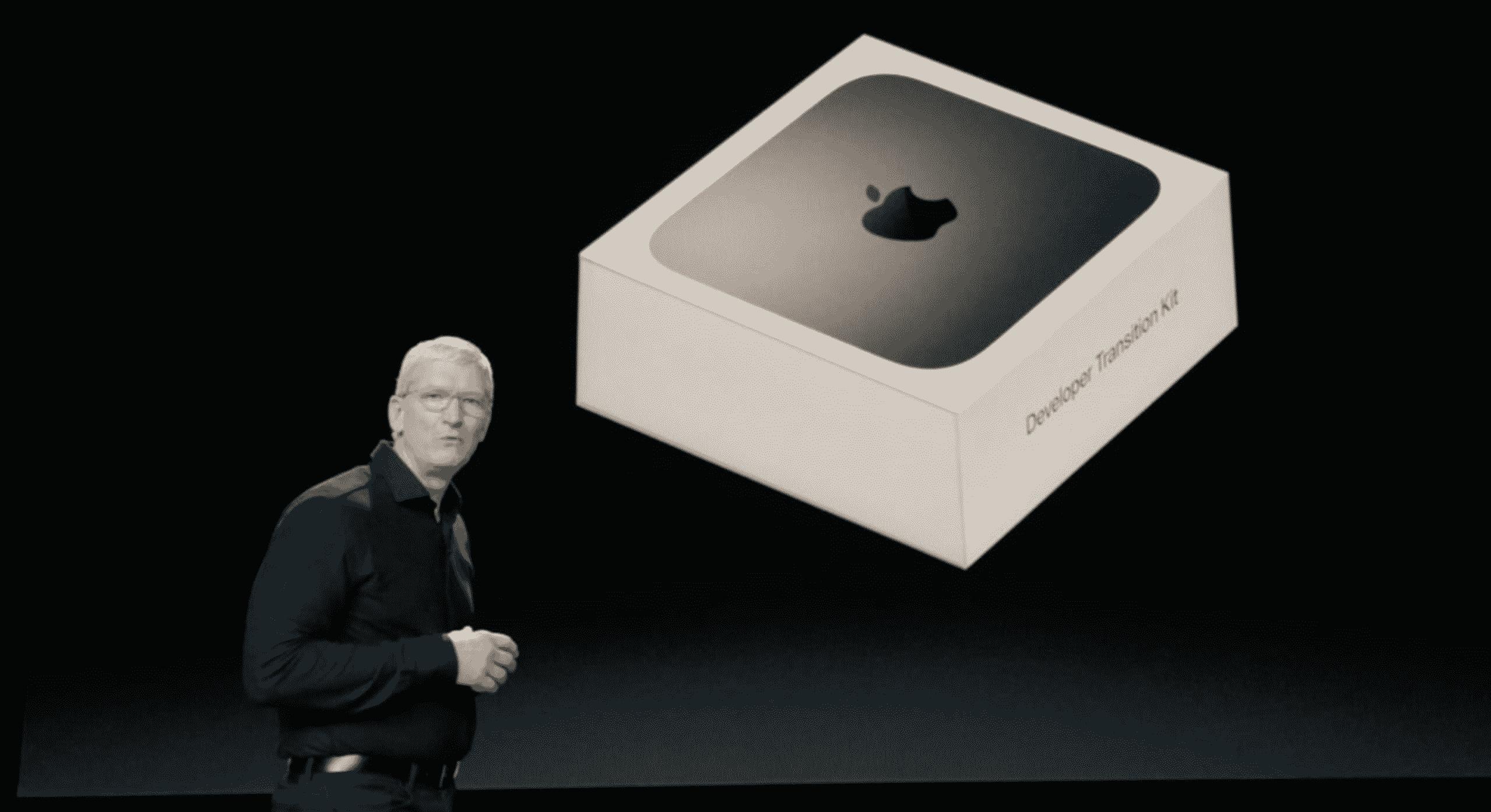 New Silicon Mac