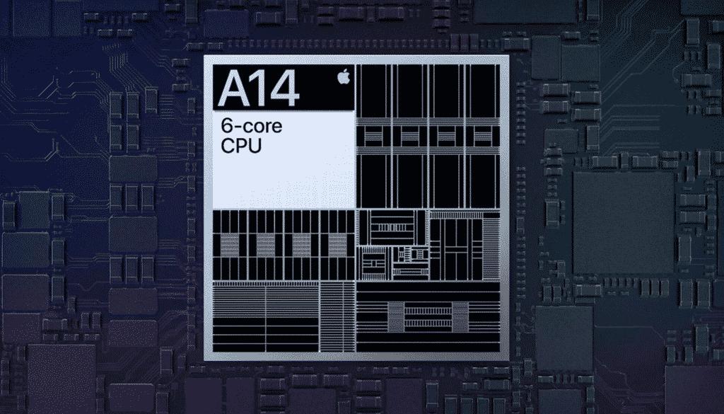 iPad Air 4 A14 Processor