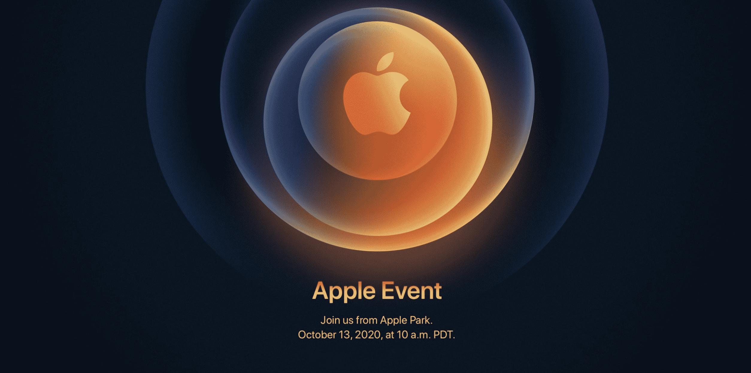 iPhone 12 Event