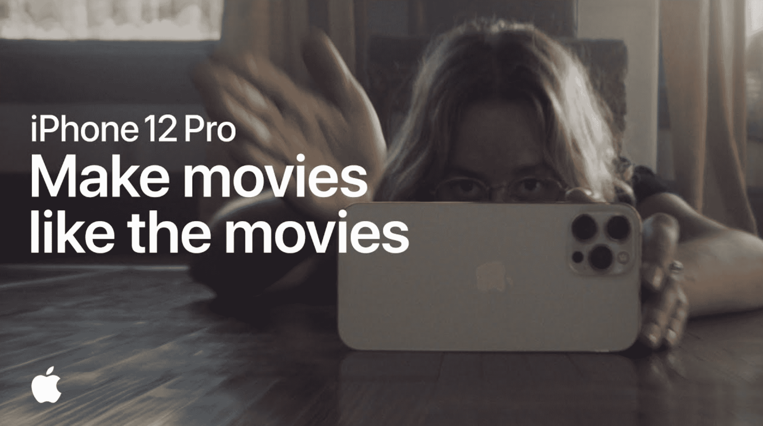 Dolby vision iPhone 12 Pro Video
