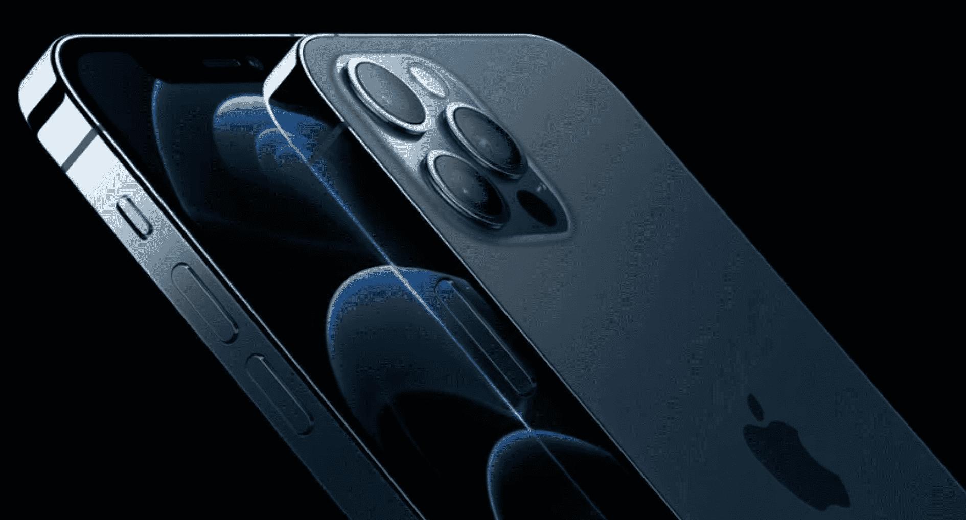 iPhone 12 Pro's Camera