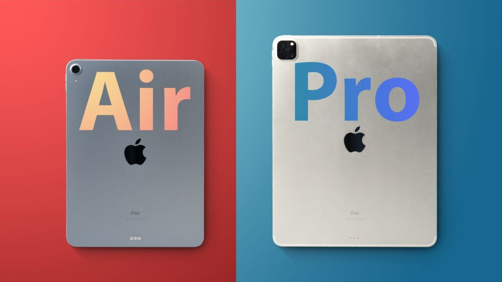 iPad Air vs iPad Pro: Which offers the best value for money?