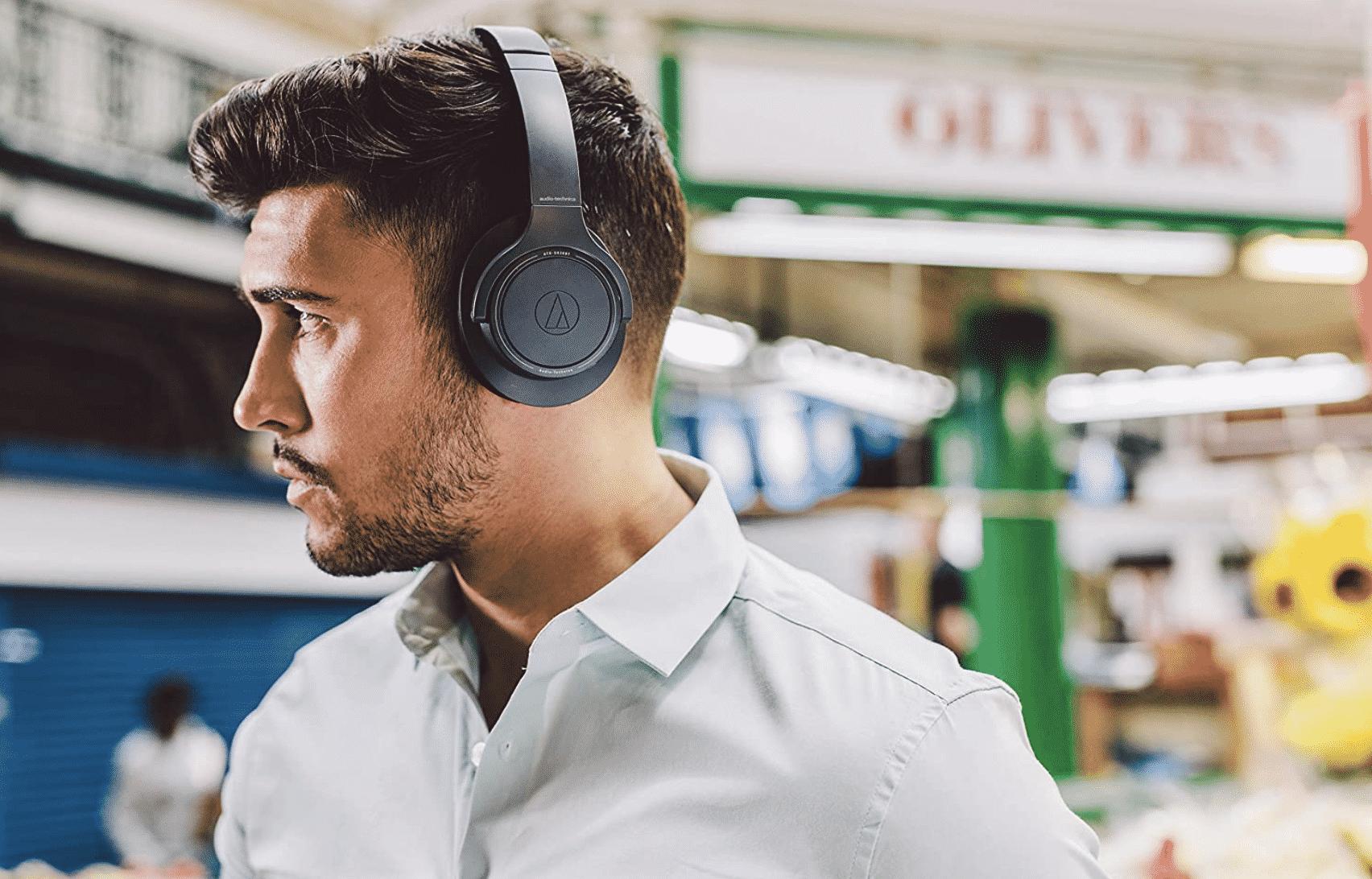 Audio Technica Bluetooth Headphones