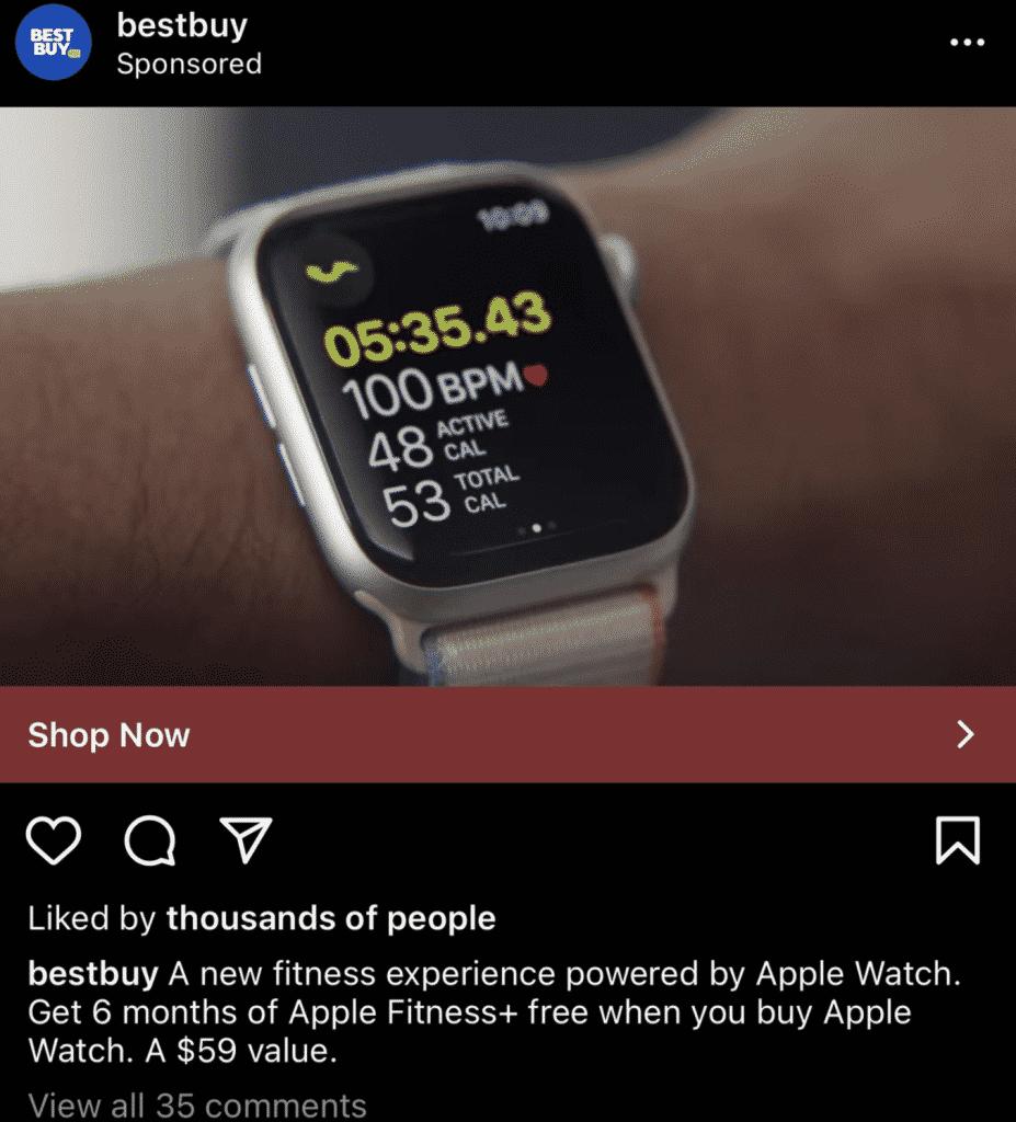 Apple Watch bestbuy