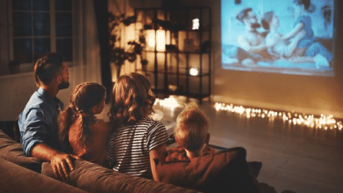 Watching movies help revitalize your health