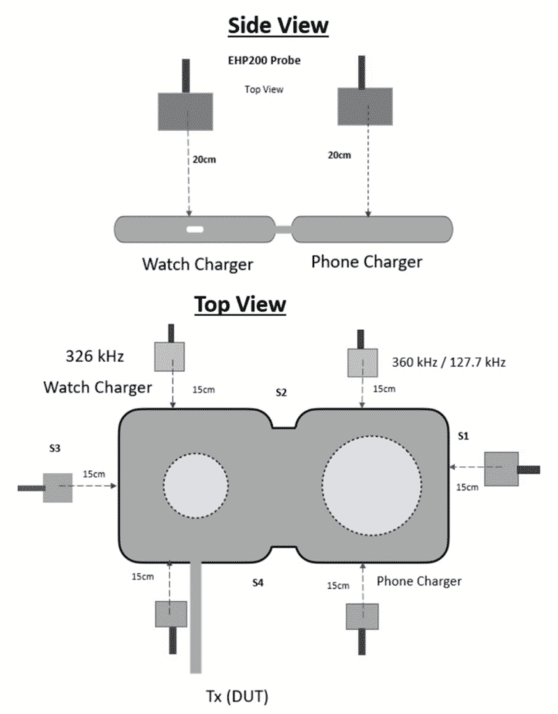 MagSafe Duo Wireless Charger in drawings