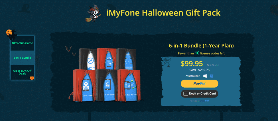 Get Free iPhone 12, Phone Accessories and Enjoy a 6-In-1 Software Bundle in iMyFone Campaign