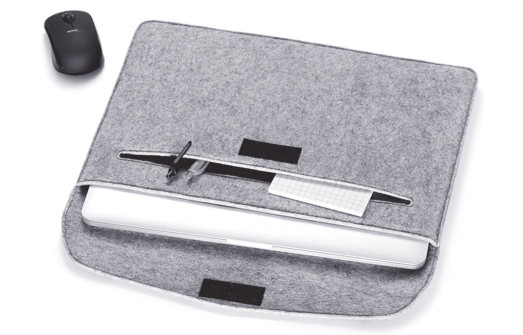 Macbook Laptop Sleeve Case - Light Grey