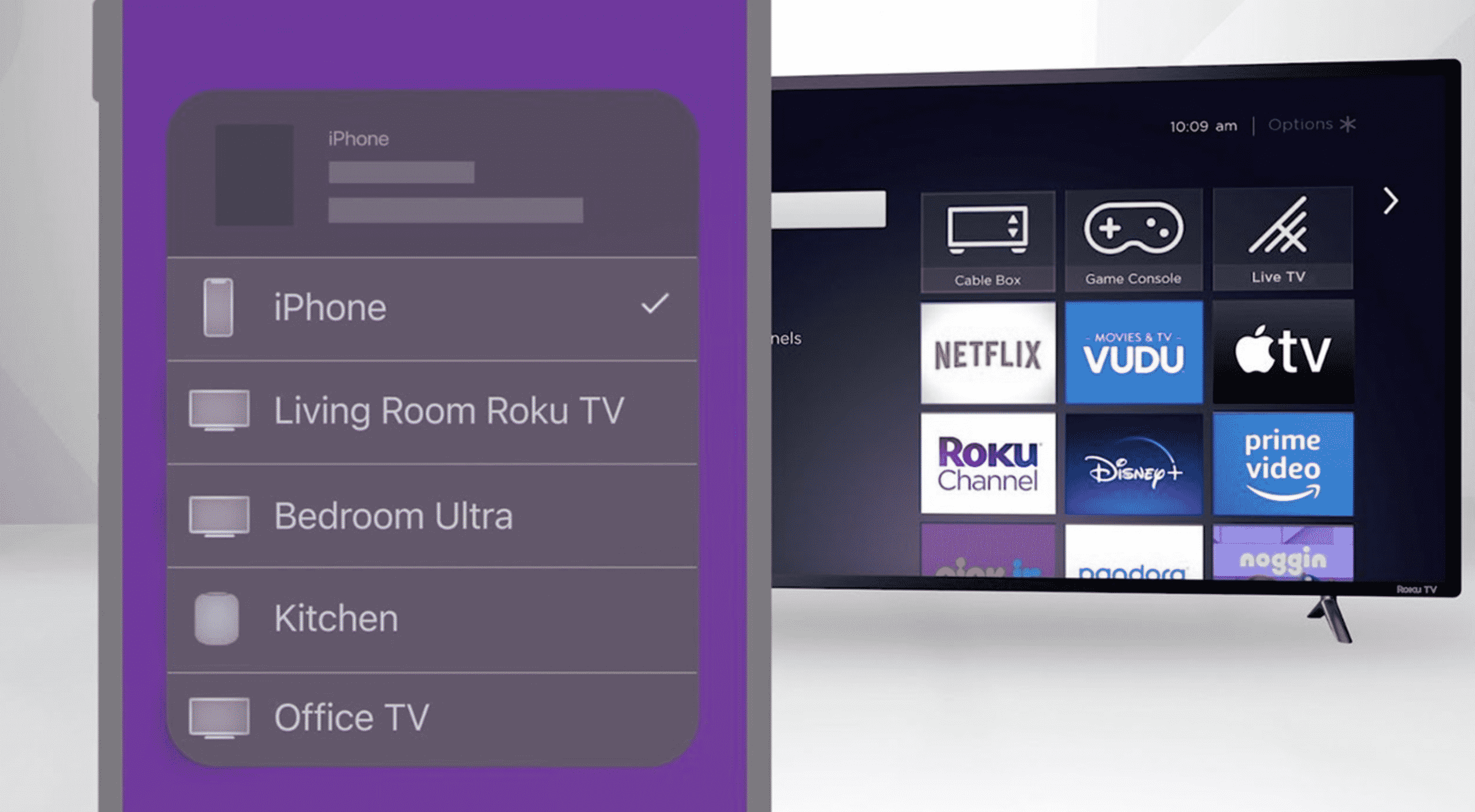 Roku Adds AirPlay 2, HomeKit Support