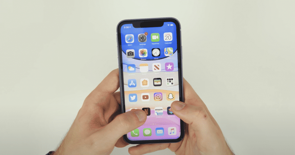 how to screenshot on iPhone 11 and iPhone 11 Pro